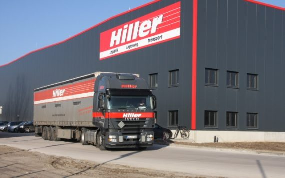 Hiller Logistik GmbH & Co. KG
